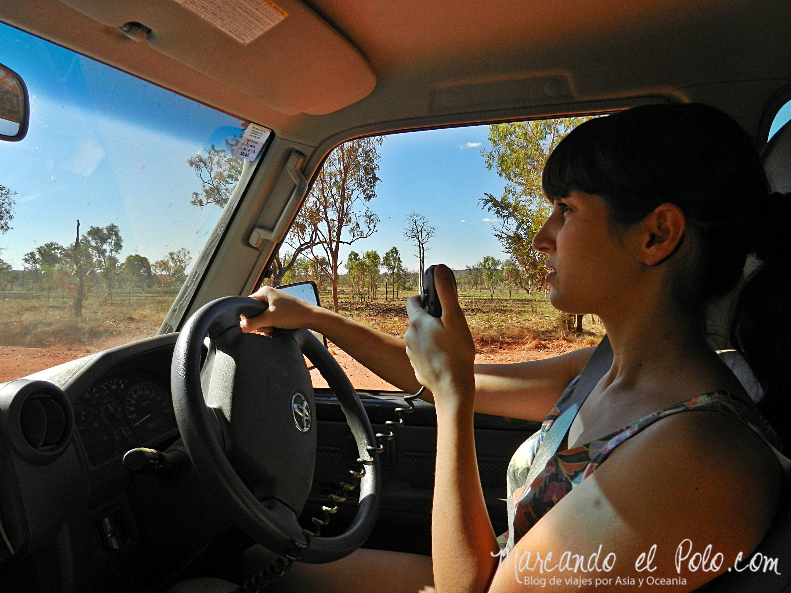 Viajar a Australia: volante a la derecha