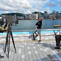 ¿Sólo querés ir a Hong Kong por una foto en la Avenue of stars?