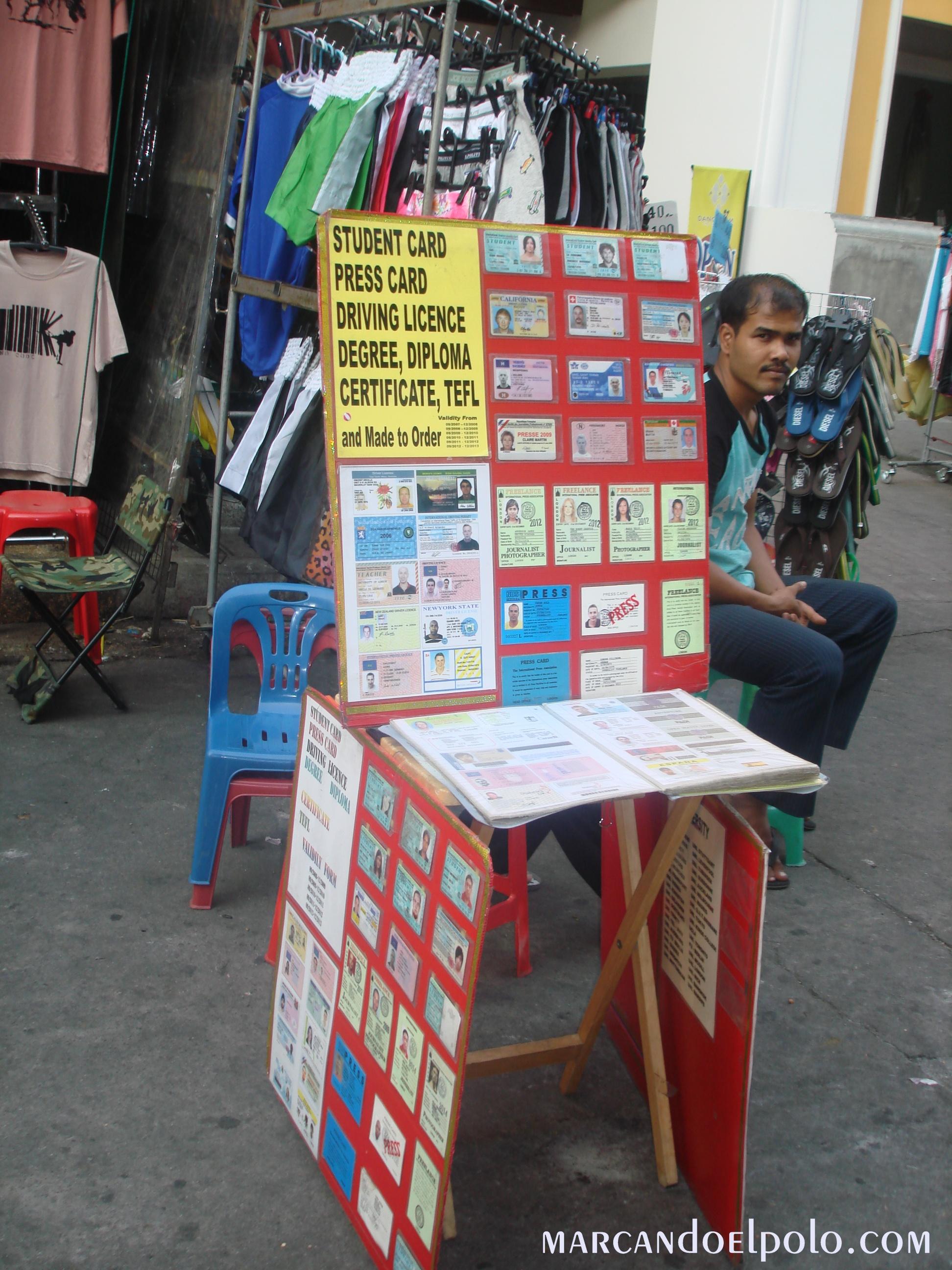 Viajar barato por Asia: ISIC
