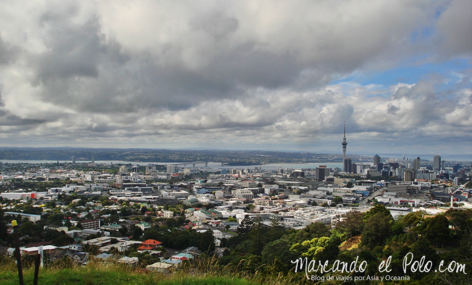 Working Holiday Nueva Zelanda: Auckland