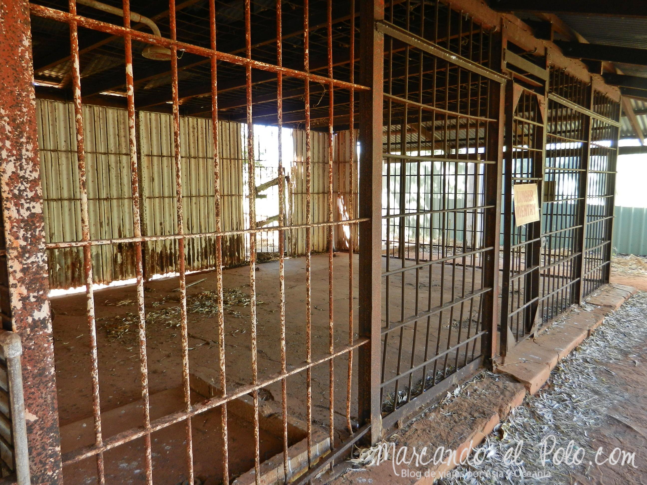 El lejano Oeste australiano: Derby Gaol
