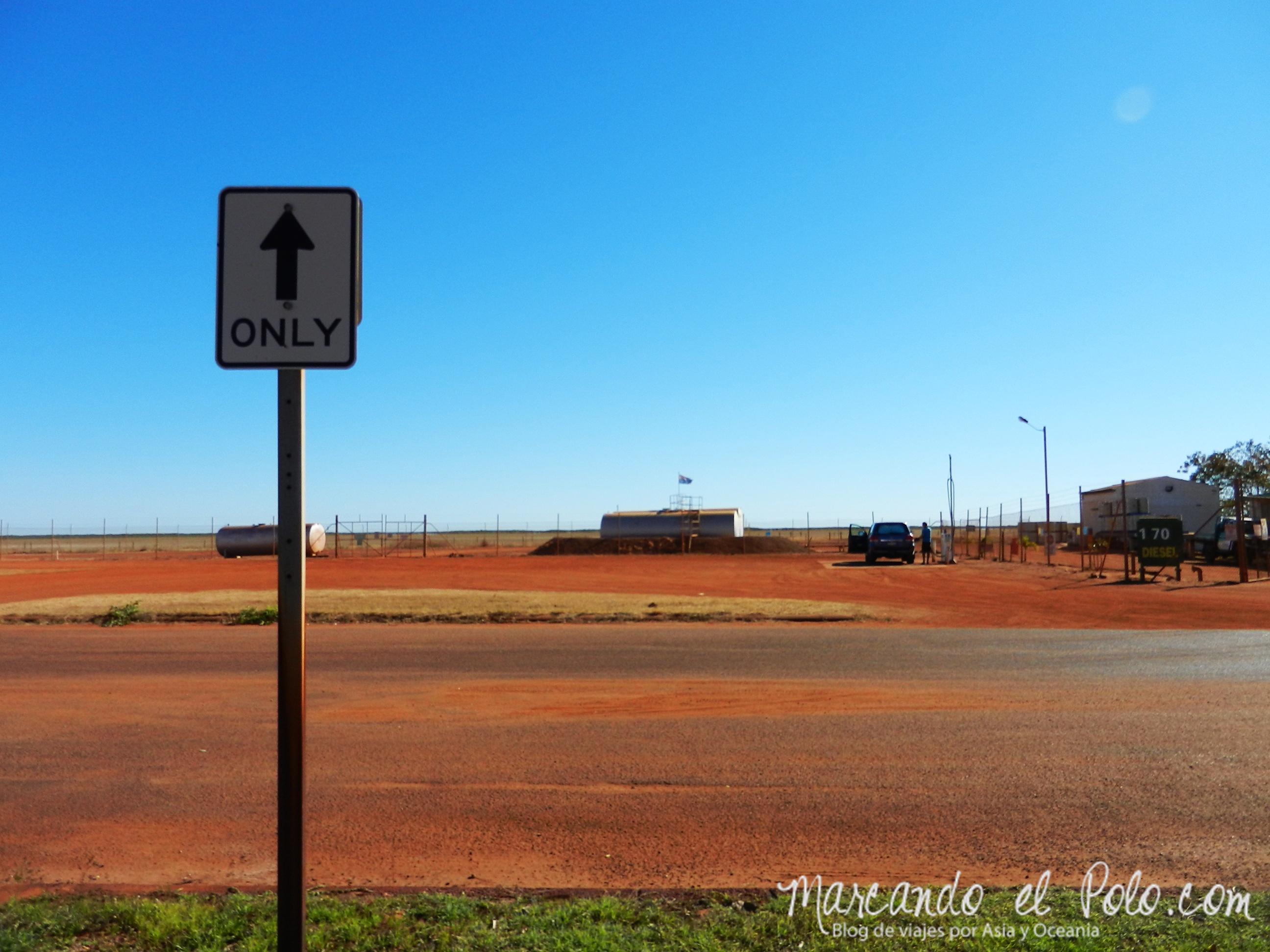 El lejano Oeste australiano: Derby