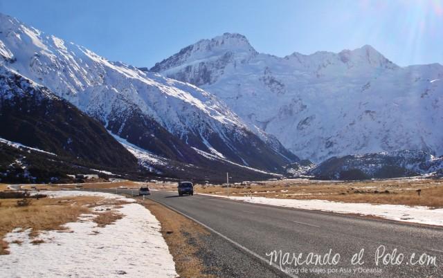 Seguro de viaje: mitos y verdades: Parque Nacional Mount Cook