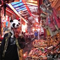 Estudio de mercado, Xi'an, China