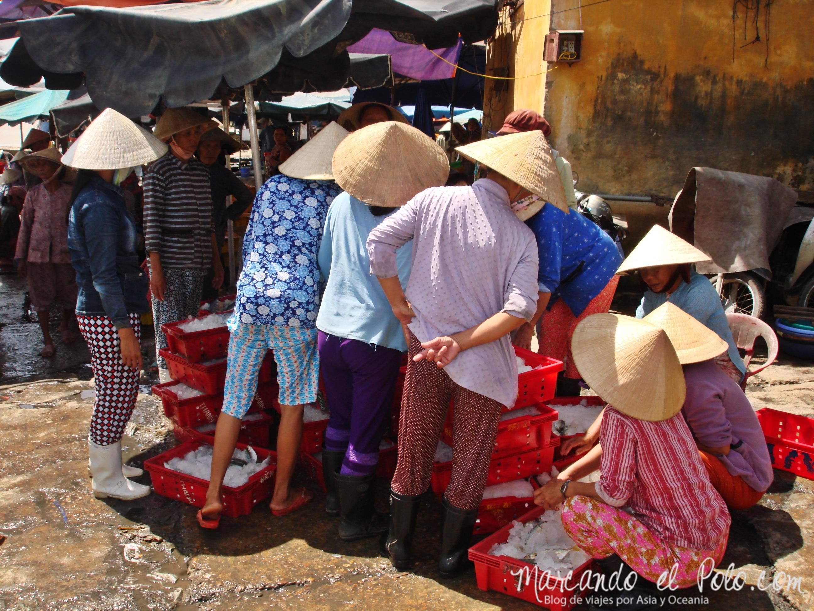 Consejos para regatear: mercado Hoi An, Vietnam