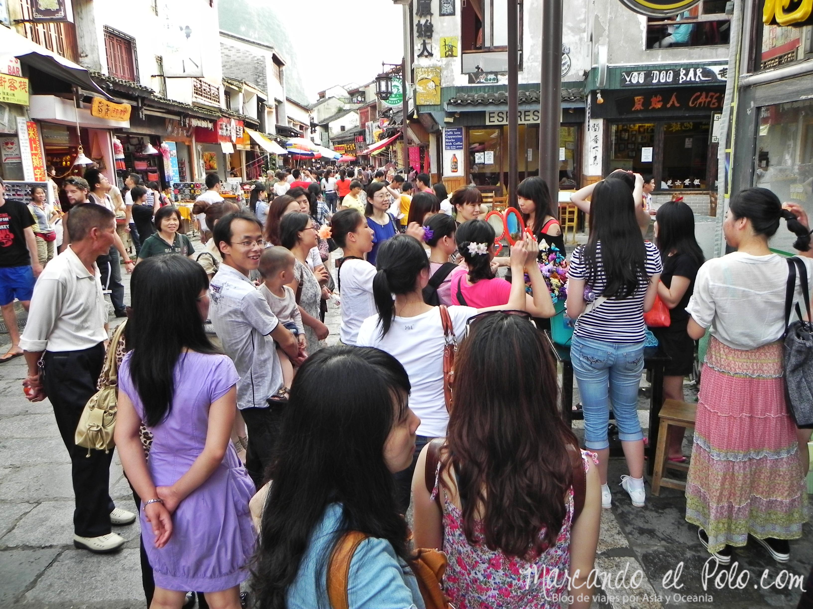 Consejos para regatear: regateo en masa en China