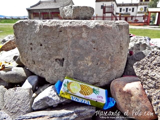 Viajar a Mongolia - Caramelos arcor