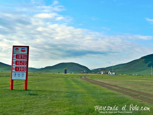 Viajar a Mongolia - Ruta rural Mongolia
