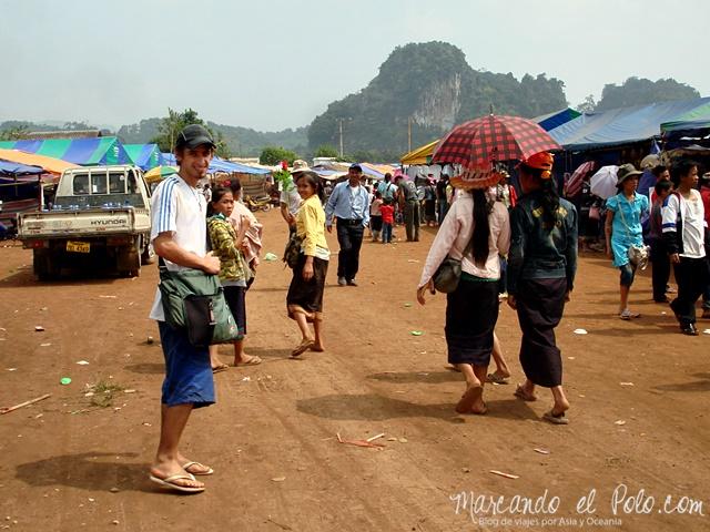Vieng Xai - Norte de Laos