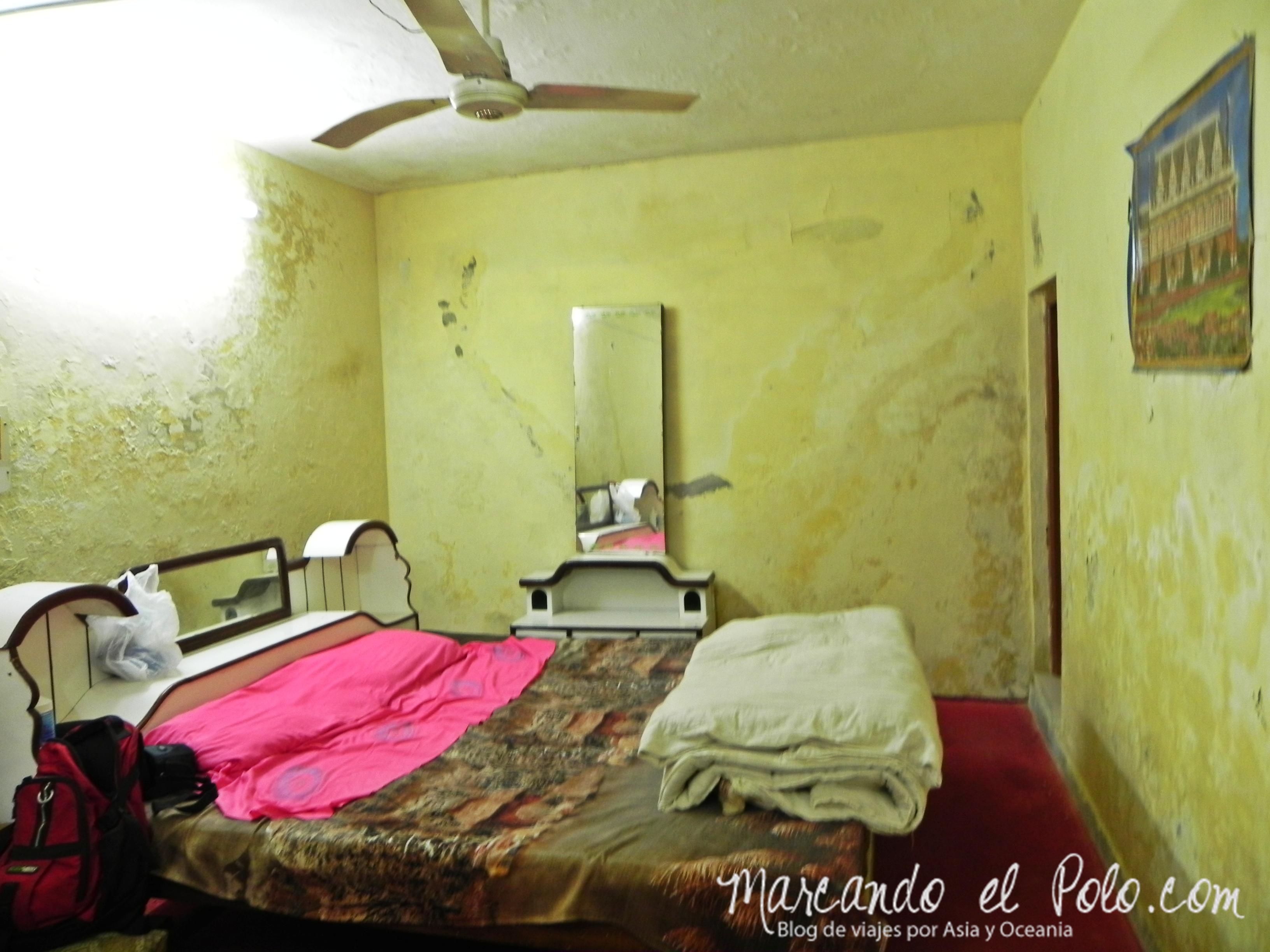 Presupuesto para viajar a India: Shiva Gusthouse, Dharamsala