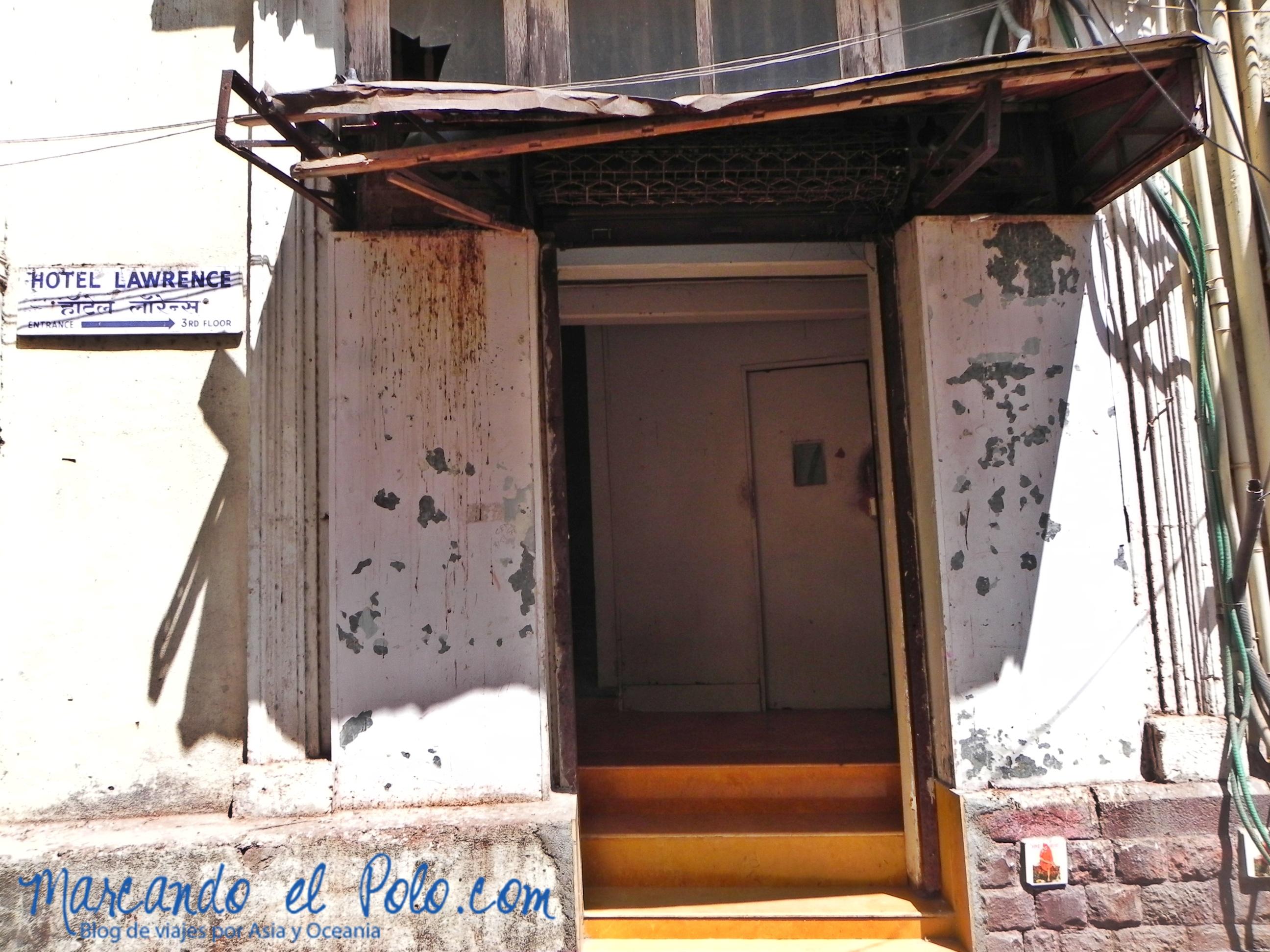 Presupuesto para viajar a India: Hotel Lawrence, Mumbai