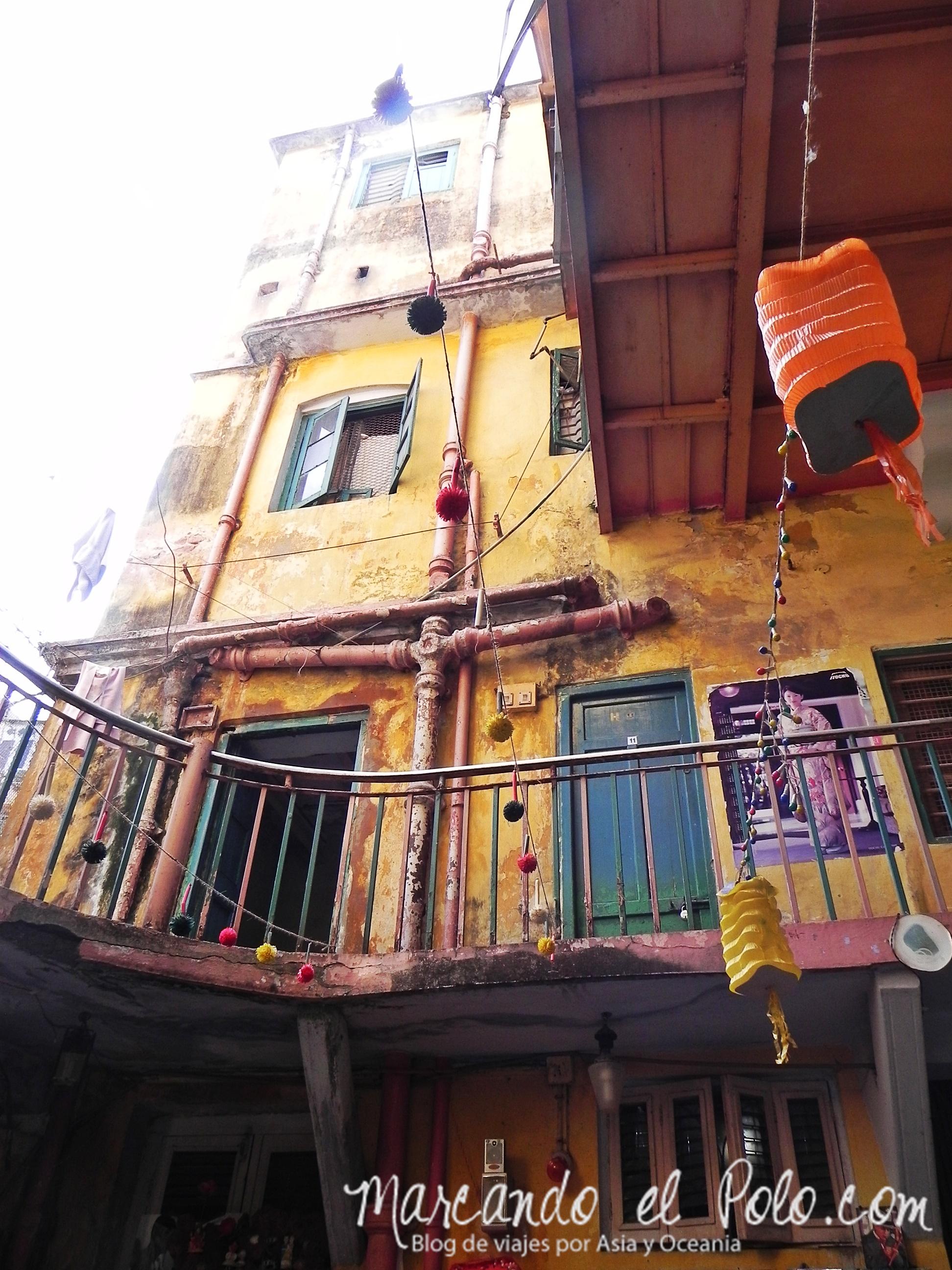 Presupuesto para viajar a India: Modern Lodge, Calcuta