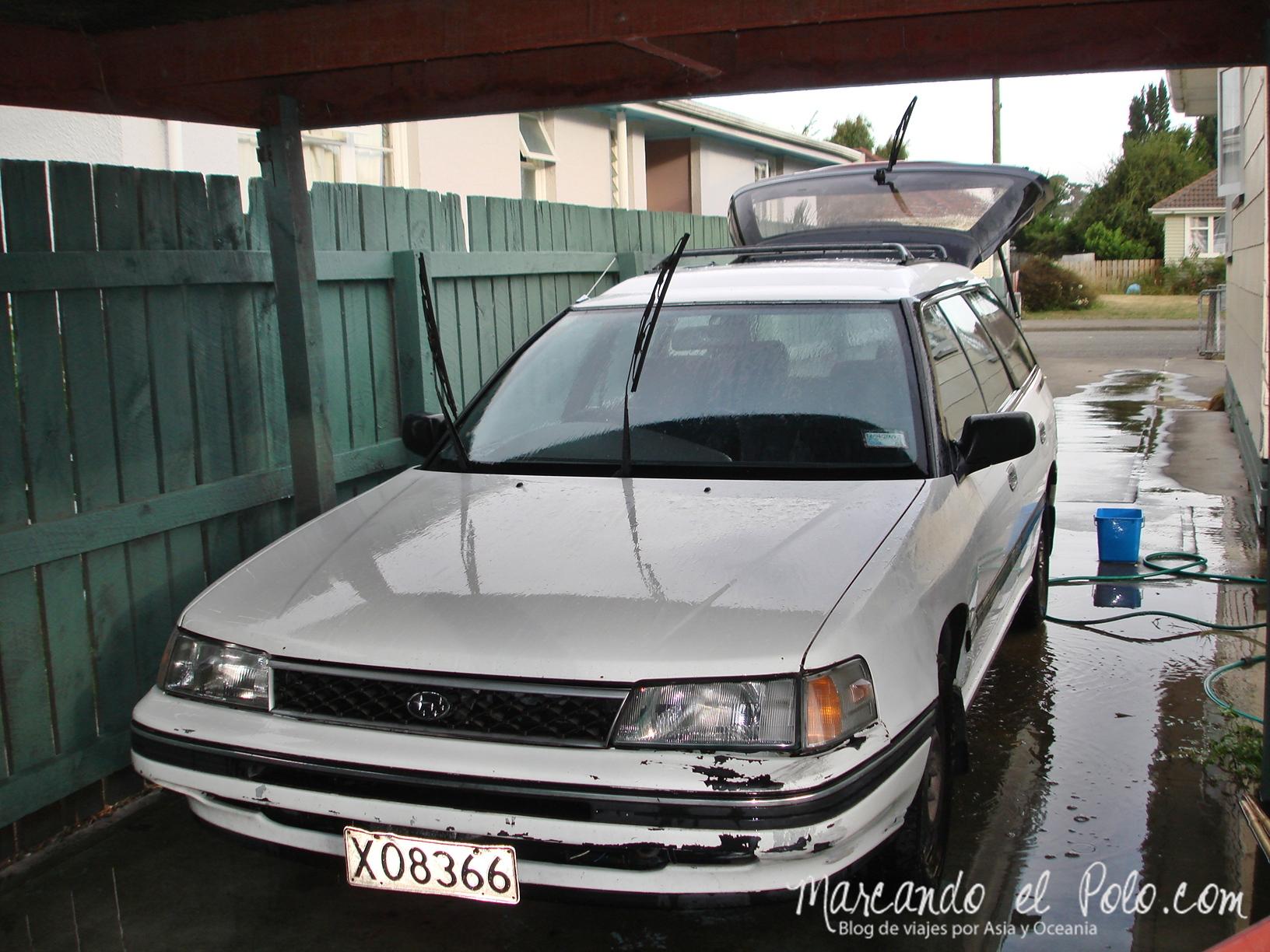 Comprar un auto en Nueva Zelanda: Subaru