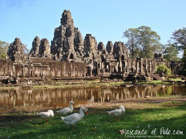 Templos de Angkor: Bayon