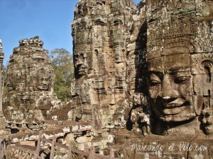 Templo Bayon, Angkor