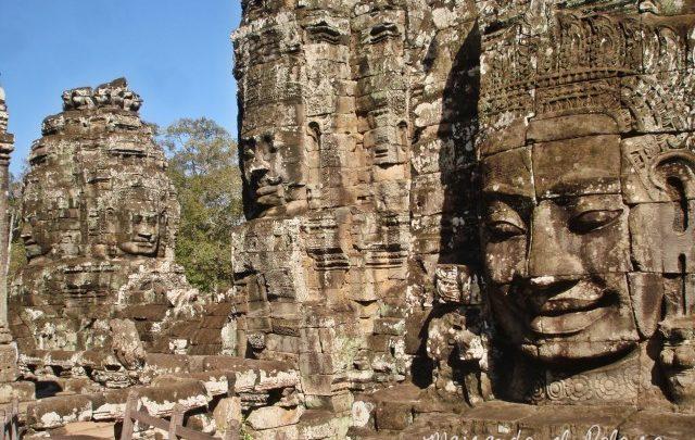 Viajar a Camboya - Bayon, Templos de Angkor