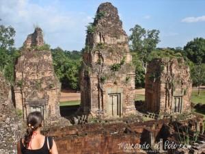 Viajar a Camboya - Templos Angkor
