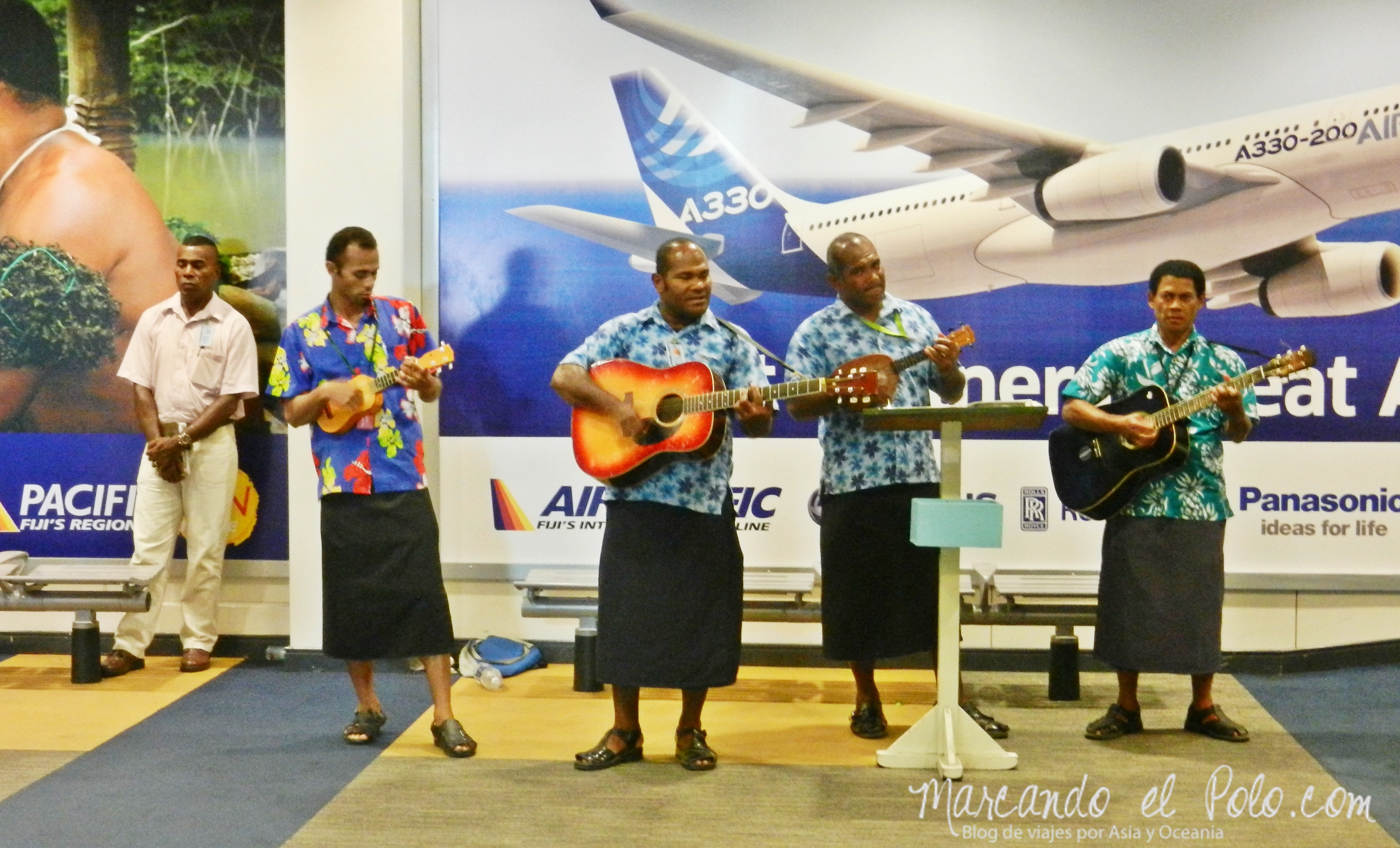 Aeropuerto de Nadi, Fiyi