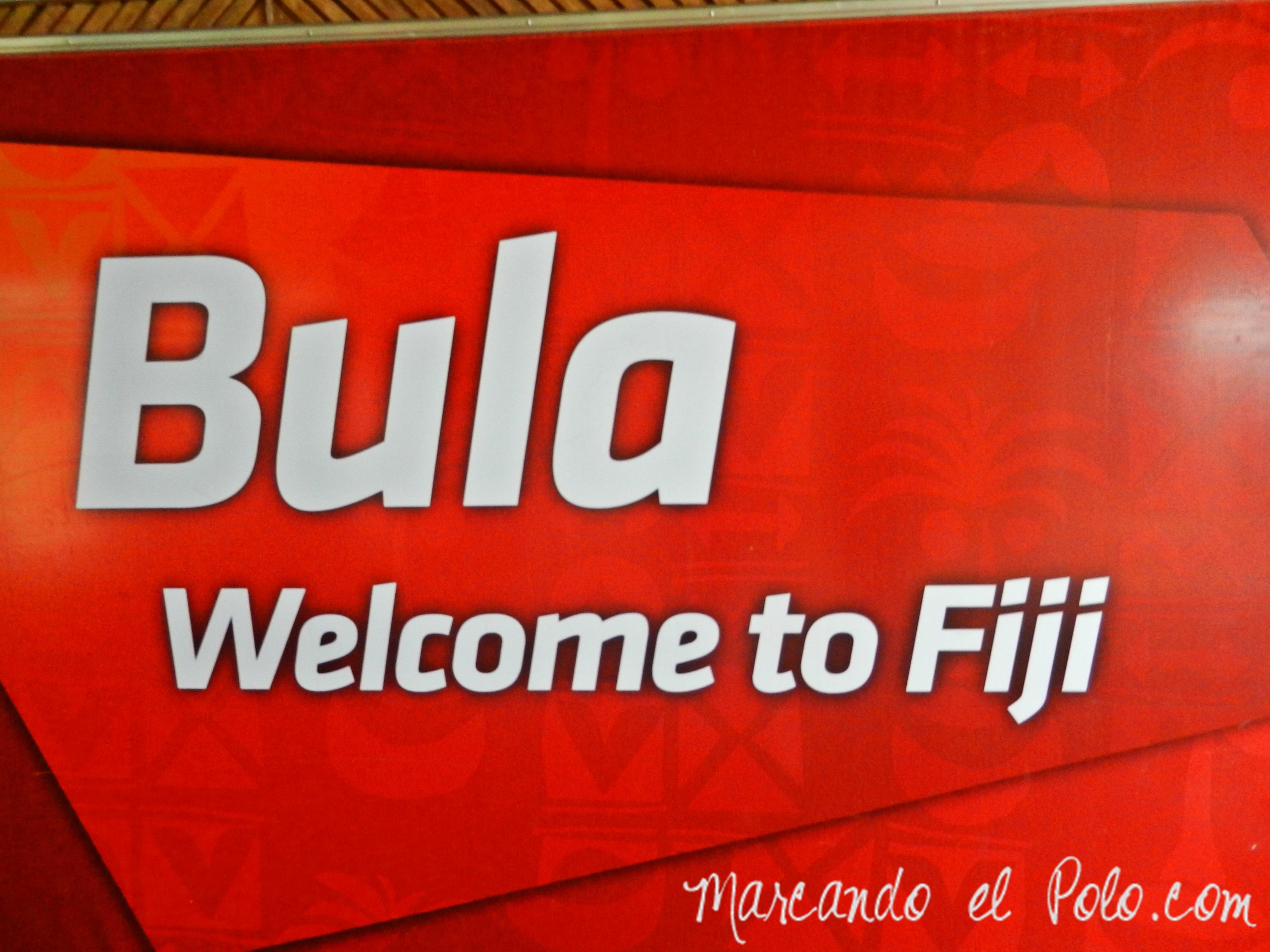Bienvenidos a Fiyi