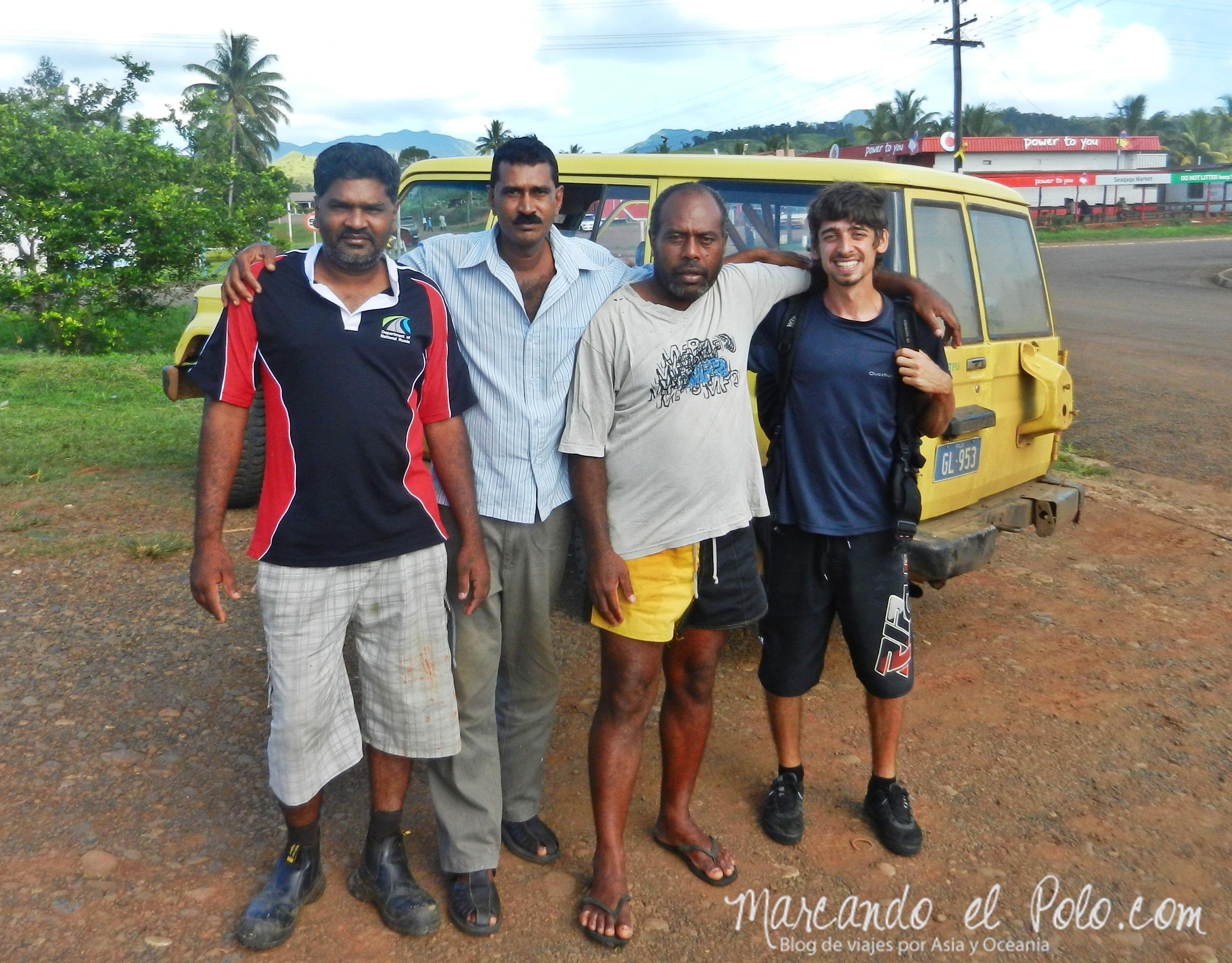 Diversidad cultural en Fiyi