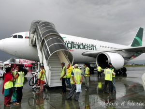 Viajar a Katmandu - Aeropuerto