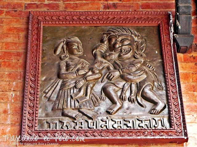 Viajar a Katmandu - Templo Kichandra Bahal