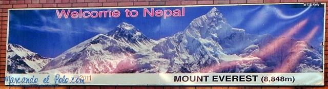 Viajar a Katmandu - Llegada a aeropuerto