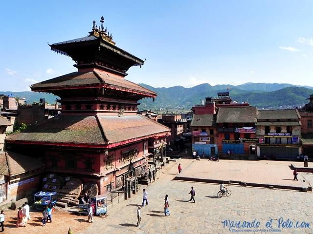 Viajar a Nepal - Bhaktapur