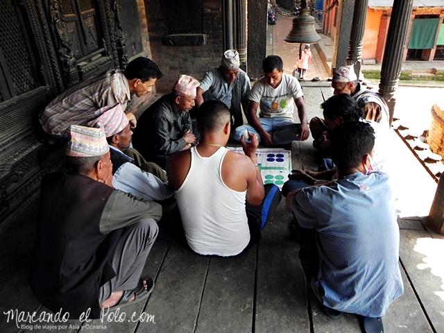 Viajar a Nepal - Bungamati