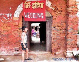 Viajar a Patan - Casamiento