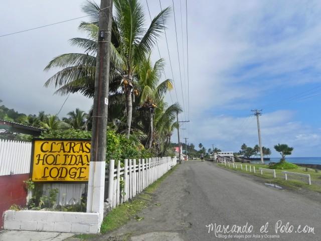 Presupuesto para viajar a Fiyi: Clara´s Lodge, Levuka.