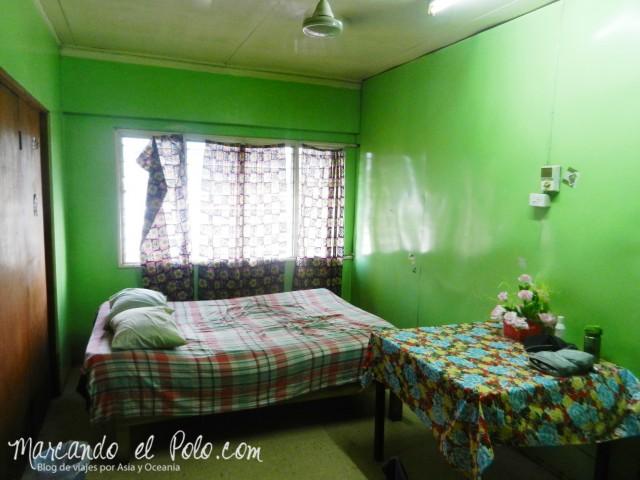 Presupuesto para viajar a Fiyi: Habitación básica, Labasa.