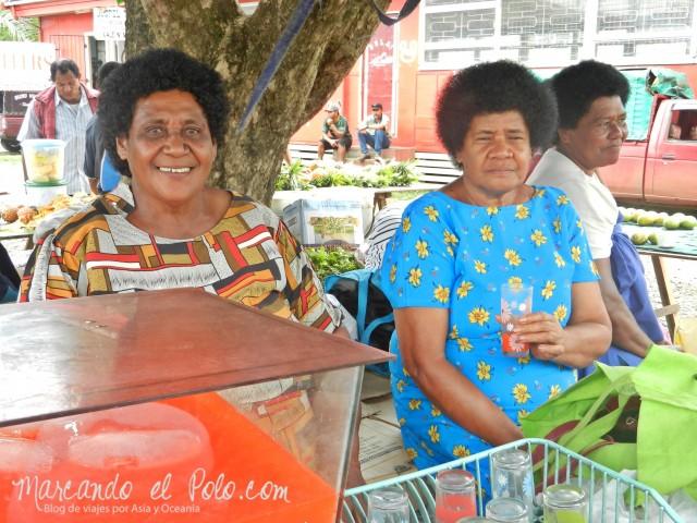 Presupuesto para viajar a Fiyi: Jugo de frutas