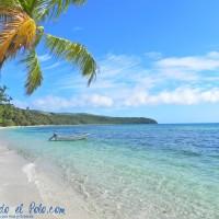 Playa Nananu-i-ra, paraíso mochilero en Fiyi.