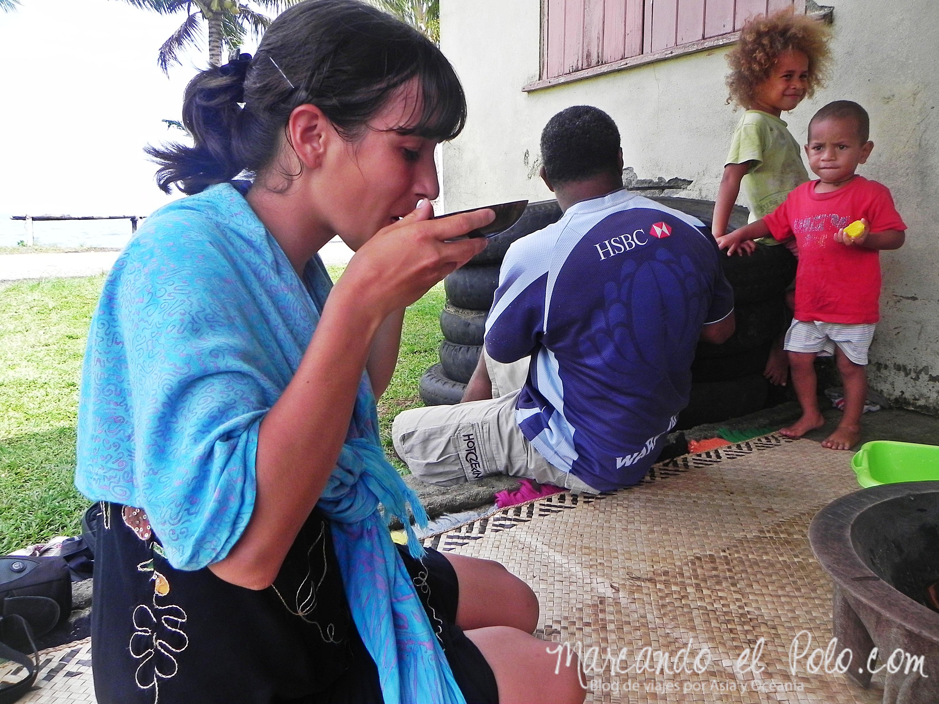 Kava en Fiyi: Empieza el ritual...