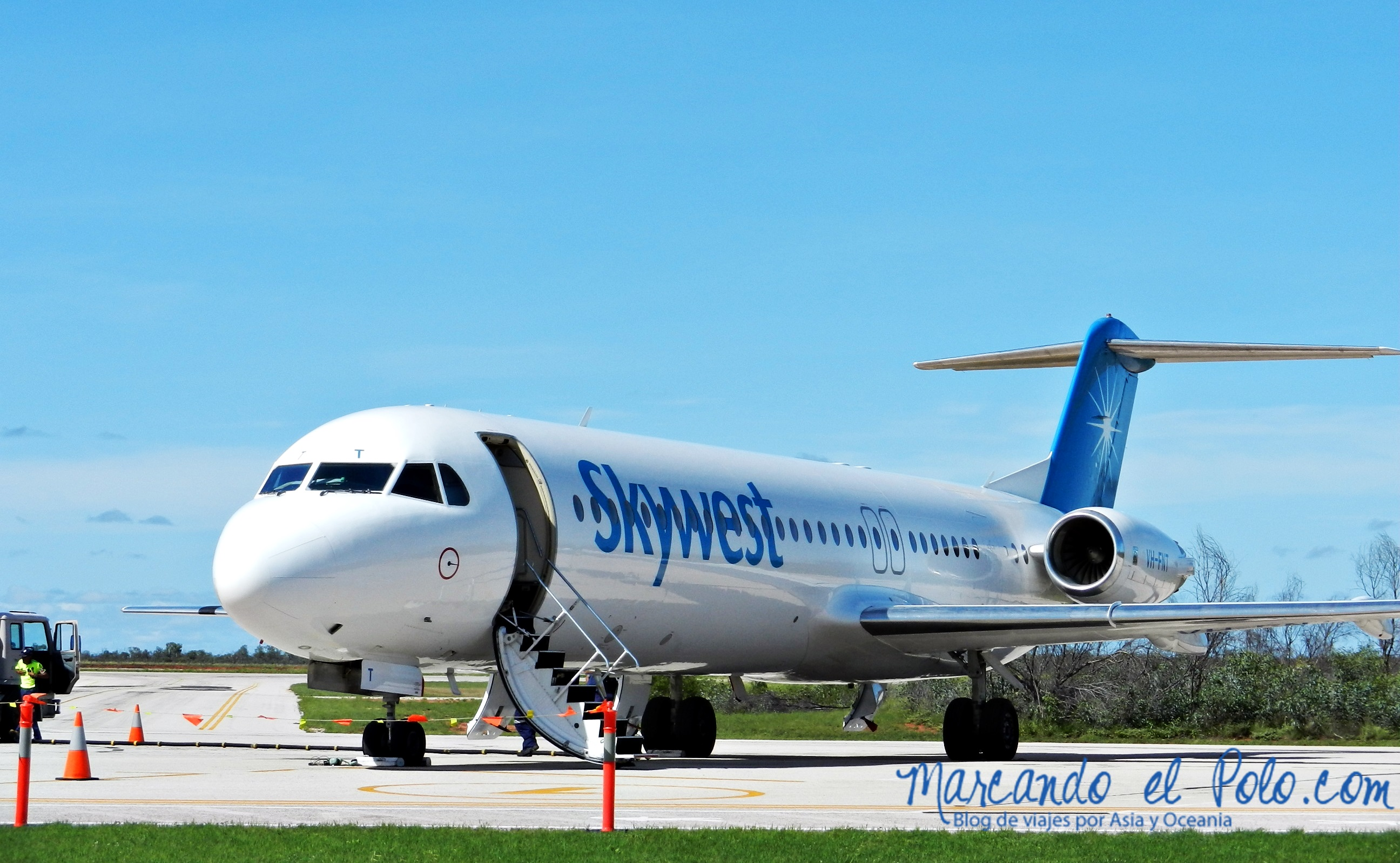 Working Holiday Australia: Skywest