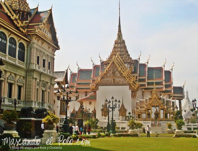 Primer viaje a Bangkok: no creas la mentira del Grand Palace