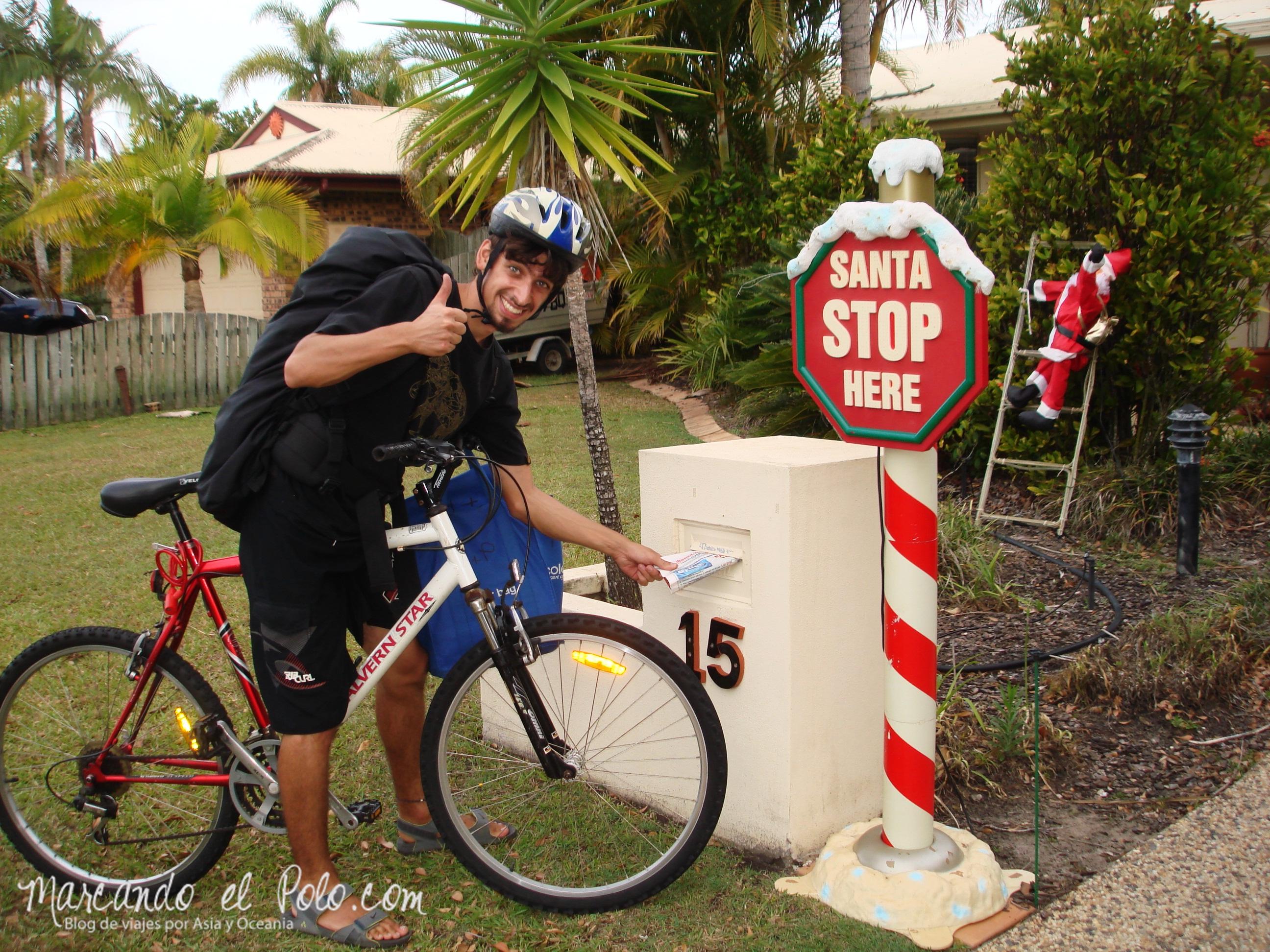 Trabajo en Australia: repartir volantes en Noosa, Queensland