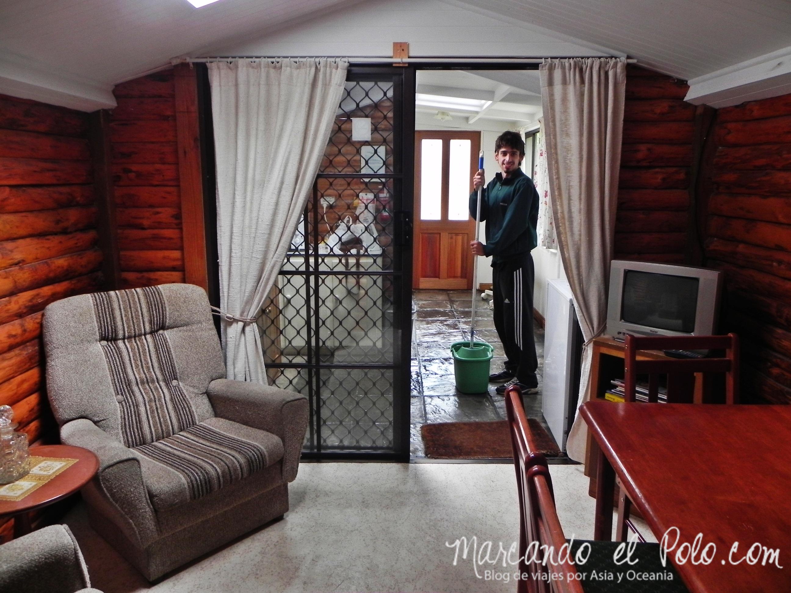 Trabajo en Australia: hotel en Cape Jervis, South Australia