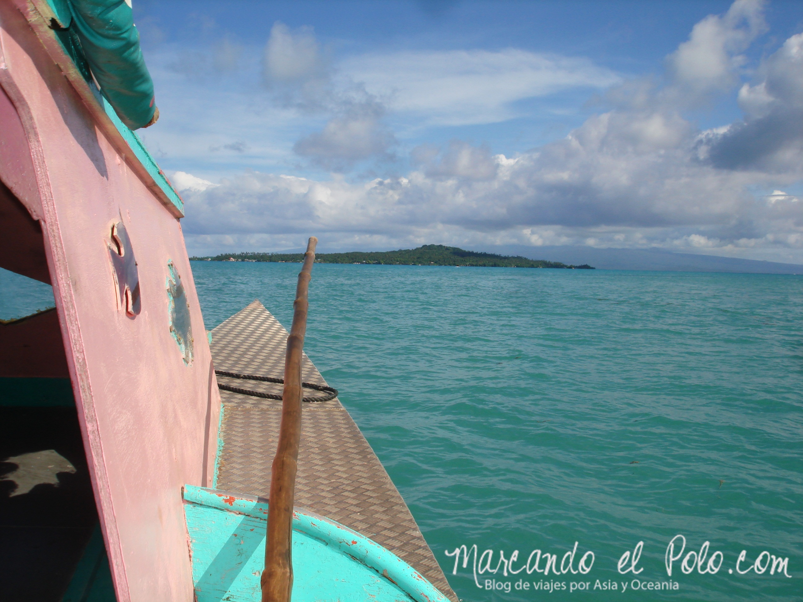 Viajemos en Barco - Proyecto Eliminando Fronteras