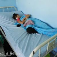 En el hospital de Filipinas
