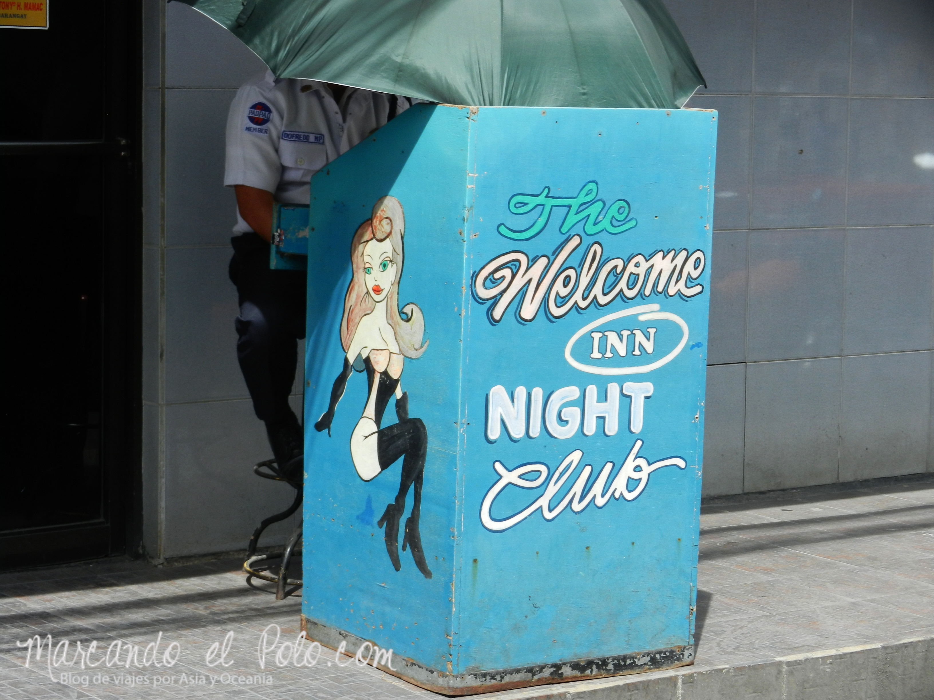 Prostitución en Filipinas: Nightclub en Angeles