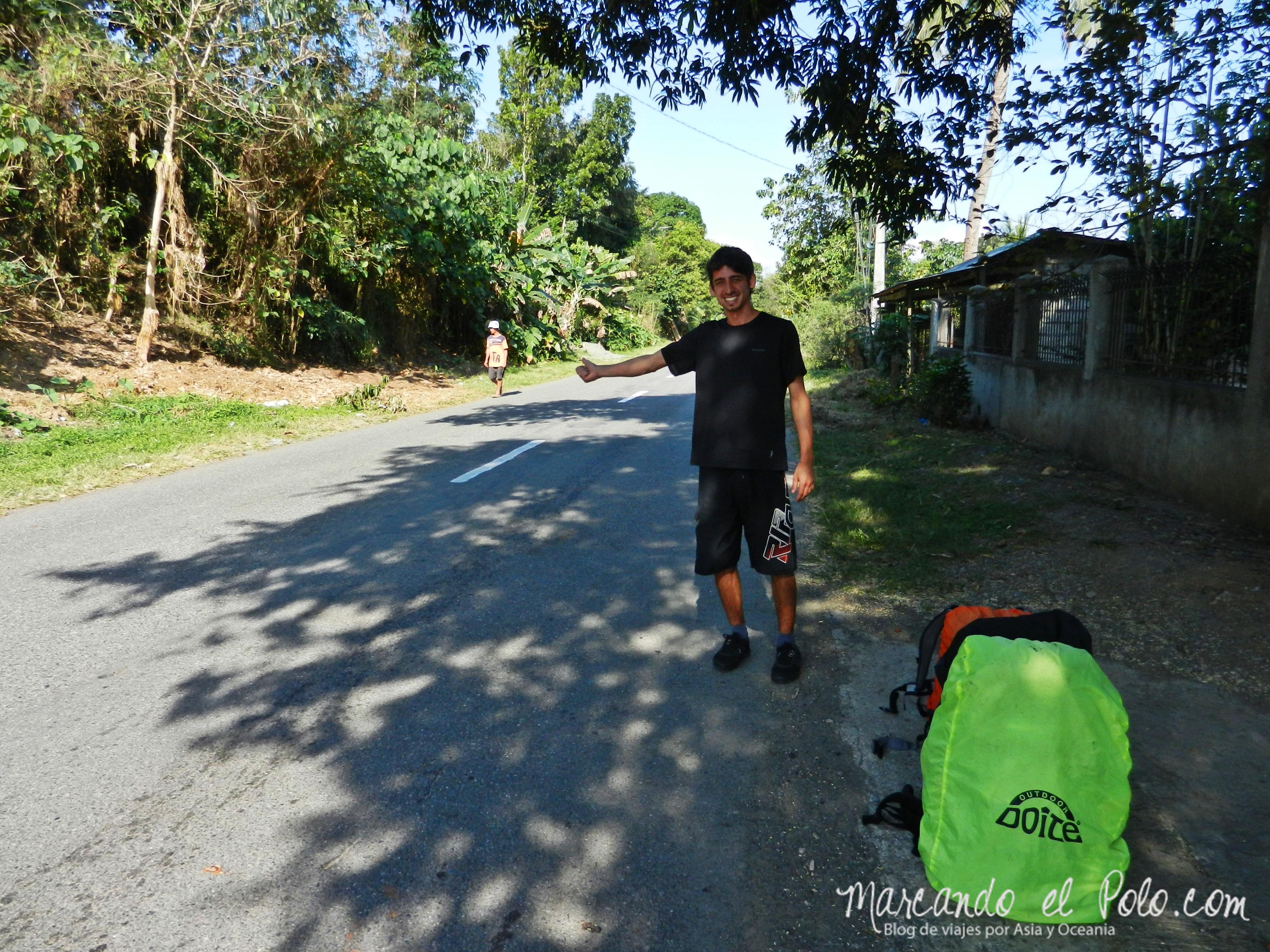 Terrazas de arroz filipinas: en la ruta