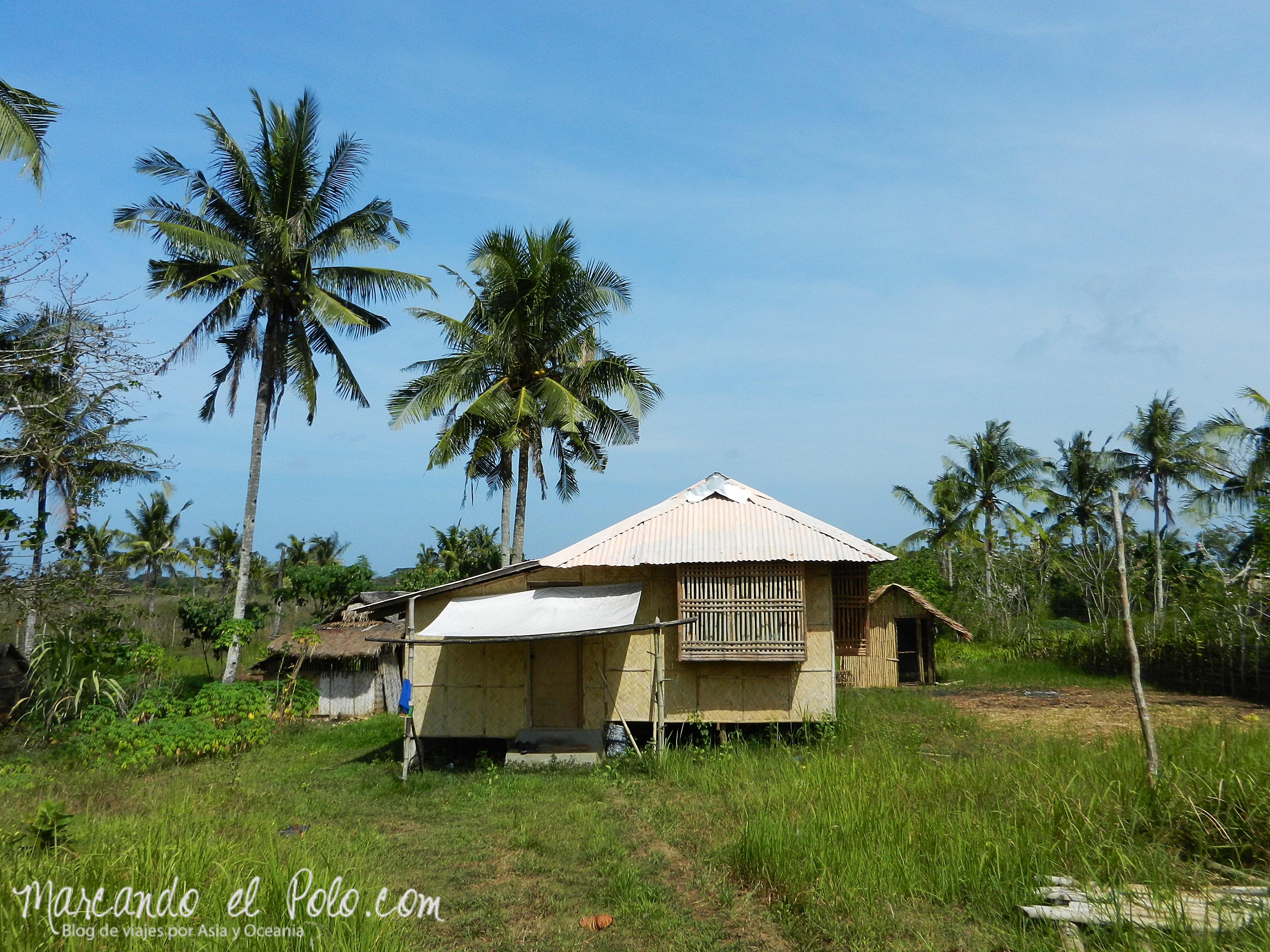 Cárcel sin rejas, Filipinas: casa interno mínima seguridad