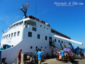 Transporte en el Sudeste asiatico - Barco, Filipinas