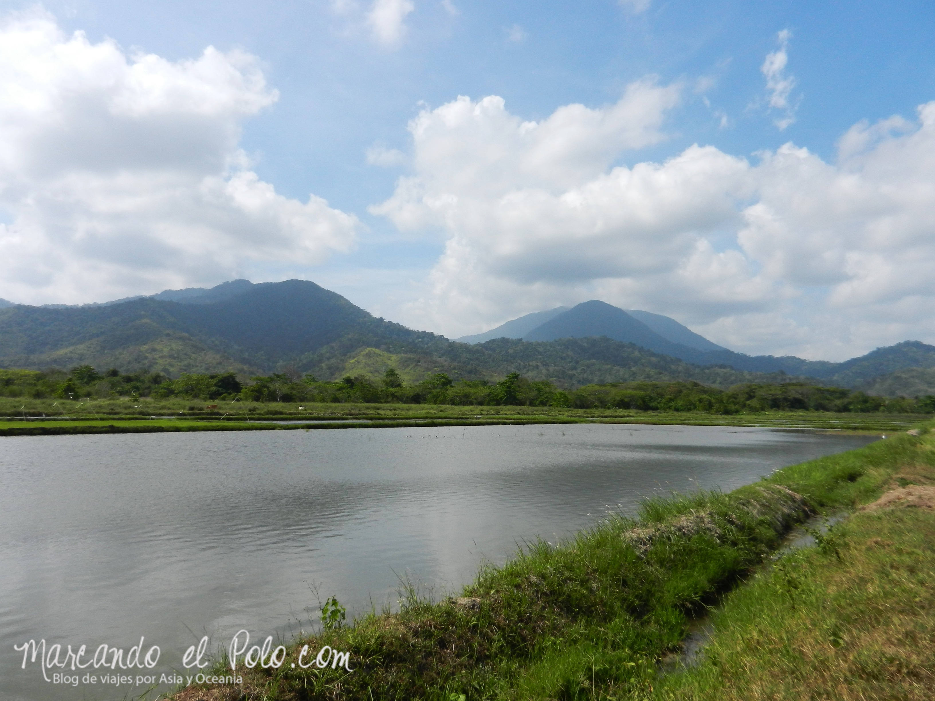 Cárcel sin rejas, Filipinas: paisajes en Iwahig