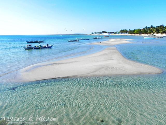 Islas Cuyo, Filipinas