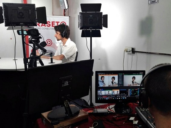 DNX Entrevista Marcando el Polo