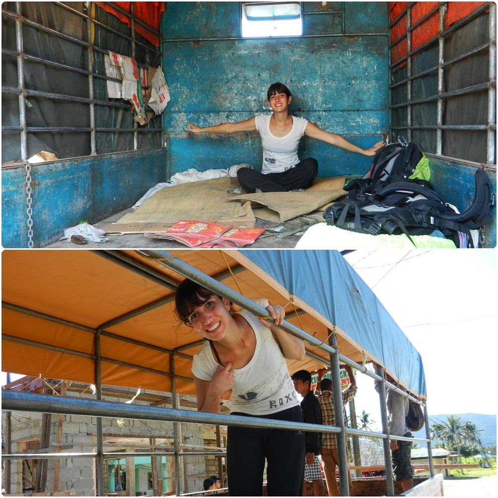 Viajar a dedo en Filipinas: camino a Vigan