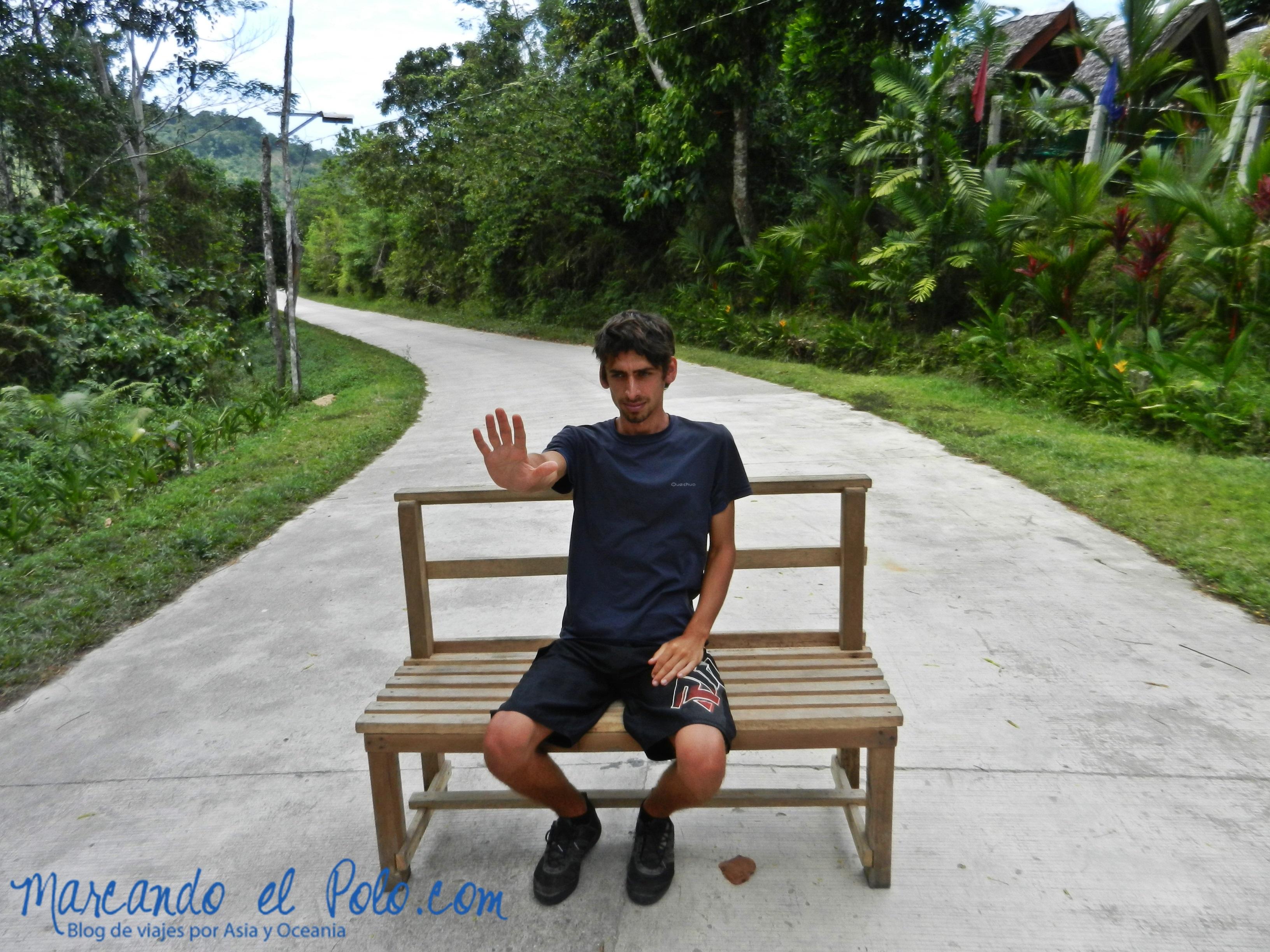 Viajar a dedo en Filipinas: no para nadie